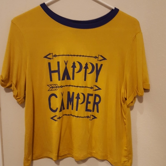 20574a759266b Happy camper shirt